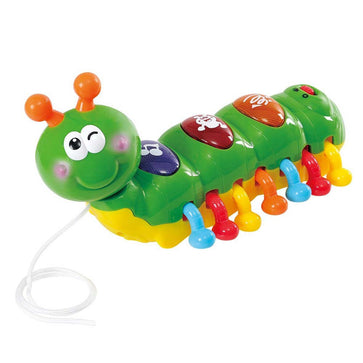 Playgo Giggle Caterpillar B/O