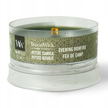 WoodWick Evening Bonfire Petite Candle