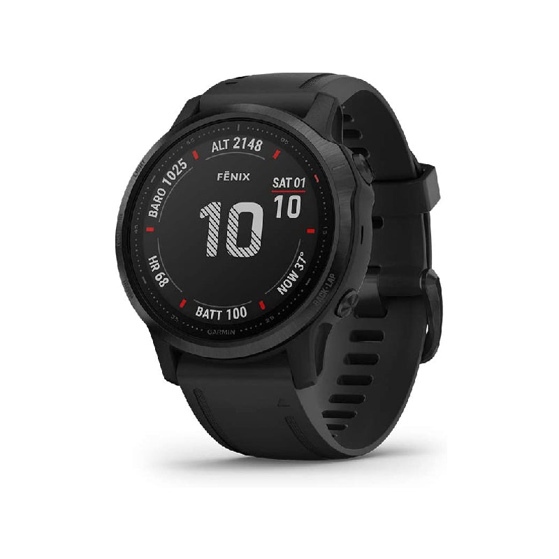 Fenix 6S Pro Black W/Black Band GPS Watch EMEA 010-02159-14