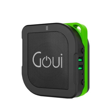 Goui BUYUNI 6000mAh Power bank+BT Speker+wall Char[UK/EU/US]