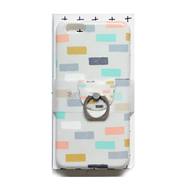 Kitten Case Stripes Gift Set (iPhone 6 plus)
