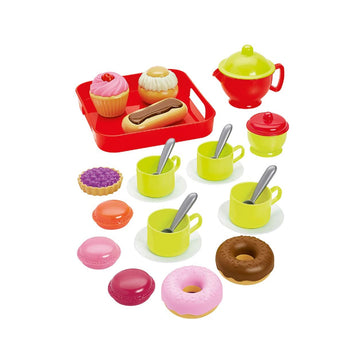 Ecoiffier Tea and Pastries set