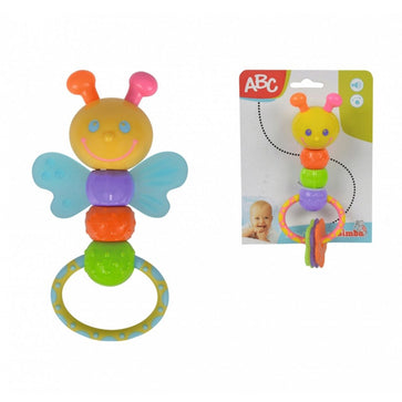 Simba ABC Teether Rattle