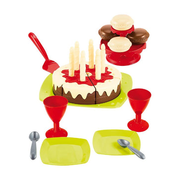 Ecoiffier Birthday Cake Set
