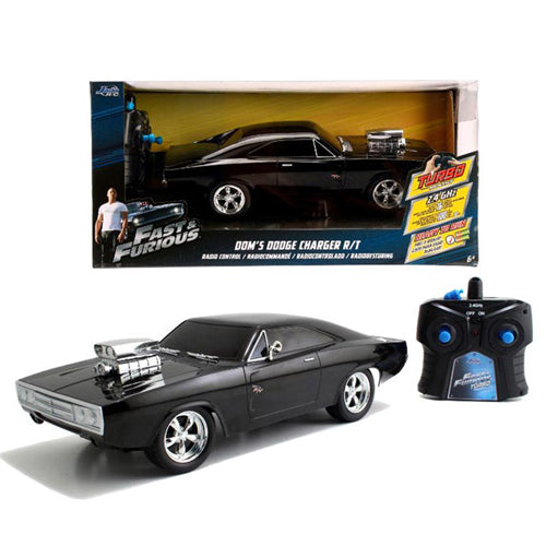Fast&Furious RC 1970 Dodge Charger 1:24