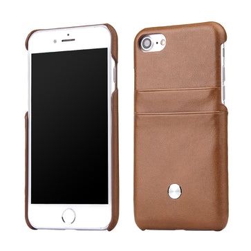 PCOL Leather Card Case (iPhone 7)