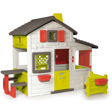 Smoby Floralie Friend's Playhouse