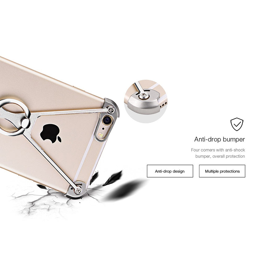Oatsbasf Metal Ring Stand Case (iPhone 6 Plus)