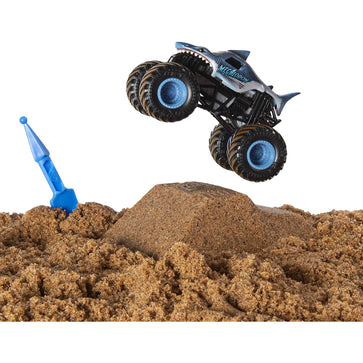 Monster Jam Kinetic Sand Dirt Set