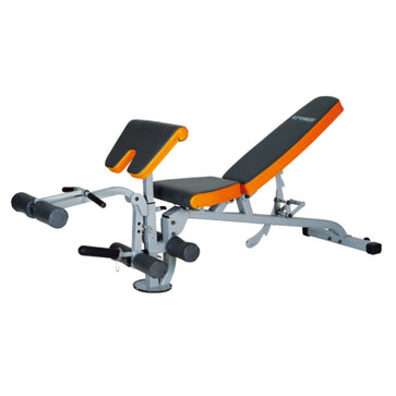 EuroFitness Adjustable Bench