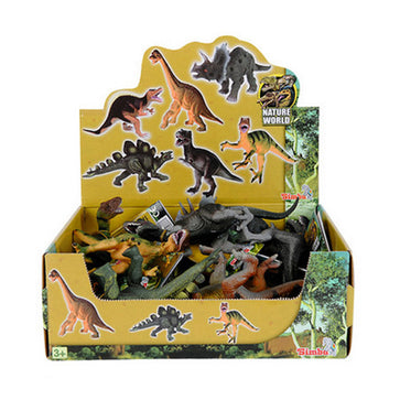 Simba Dinosaur Action Figure Toy (Set of 6)