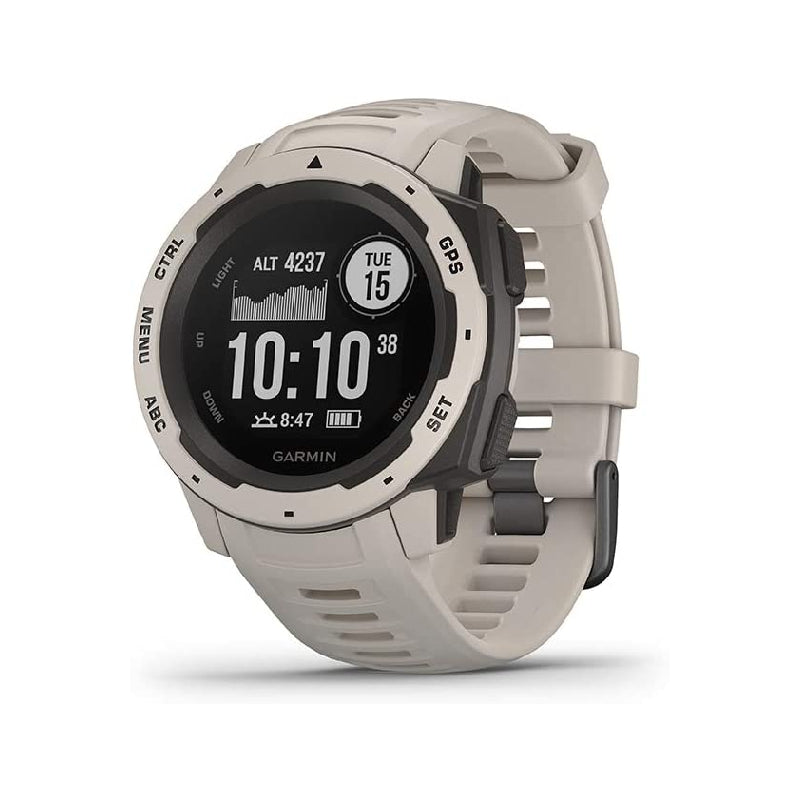 Garmin Instinct GPS Watch tundra WW 010-02064-01