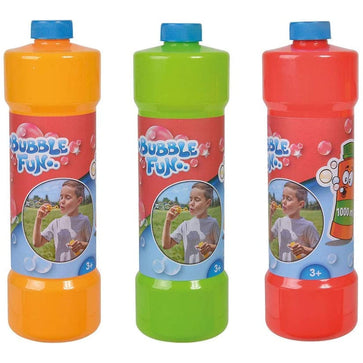 Simba BF Bubble Bottle 1Ltr, 3-asst