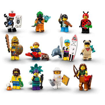 Lego Series 21 Collectible Minifigures