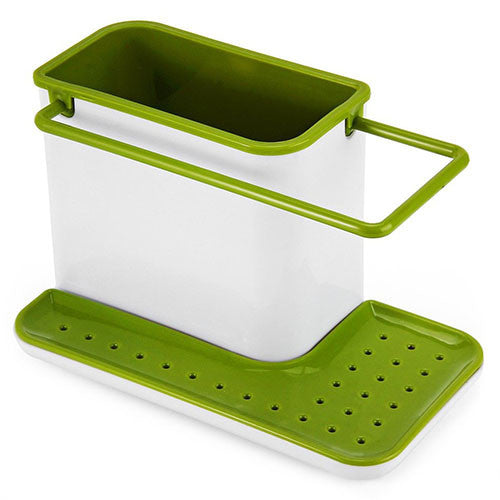 Kitchen Sink Organizer 3-in-1 - Chikili.com