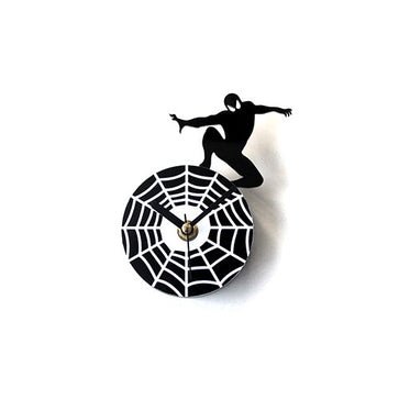 Spiderman Magnetic Clock