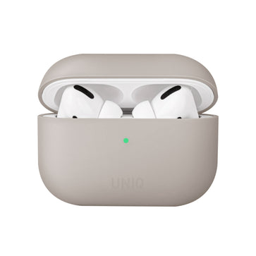 Uniq Lino Hybrid Liquid Silicon Airpod Case