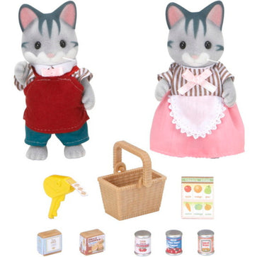 Sylvanian Family Supermarket Owners