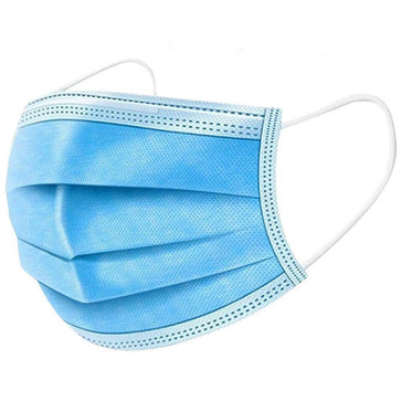 Medical Disposable Face Mask (2 Packs of 50)