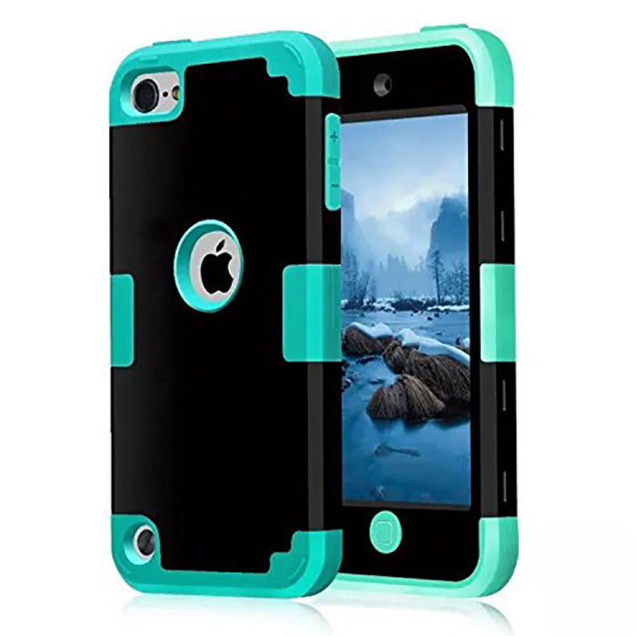 3-in-1 Hybrid Layer Case (iPod 5/6) - Chikili.com