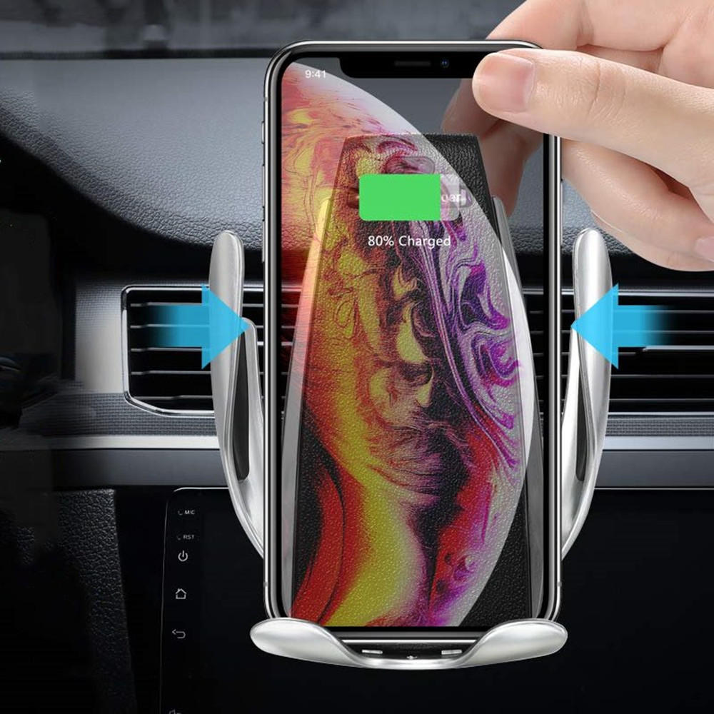 Hoco Wireless Charging Car Mount