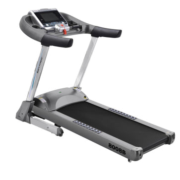 EuroFitness Motorized Treadmill+Wifi Screen