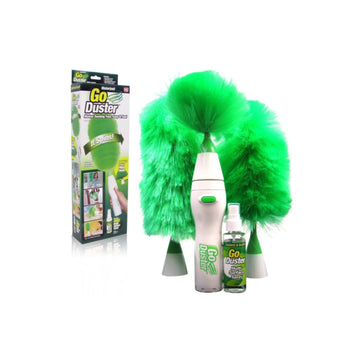 GO Duster Motor-driven Feather Dust Brush