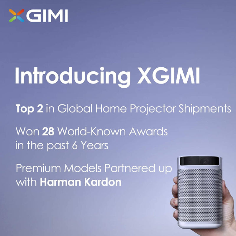 XGIMI MOGO Mini Portable Projector