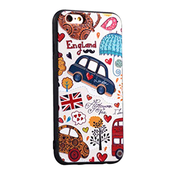 England Funky Case ( iPhone 6 Plus)