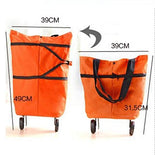 Expandable Shopping Trolley Bag