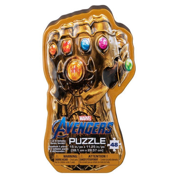 Marvel Avengers 4 Signature Puzzle Assorted
