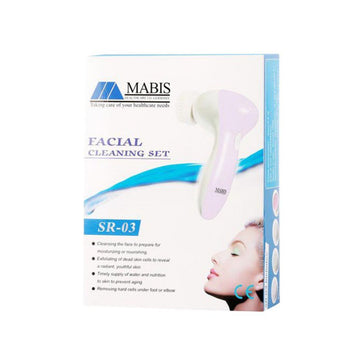 Mabis SR 03 Facial Cleaning Set