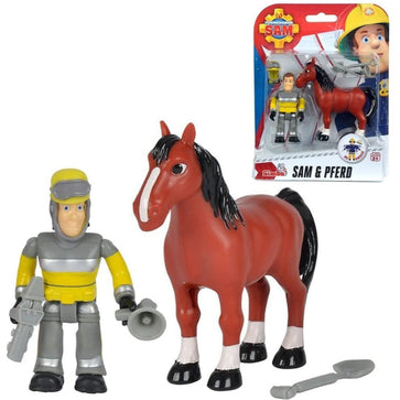 Simba Fireman Sam Animal Rescue Figurine Set