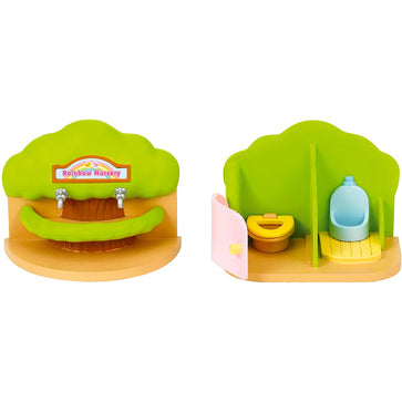 Sylvanian Family Nursery Bathroom Set