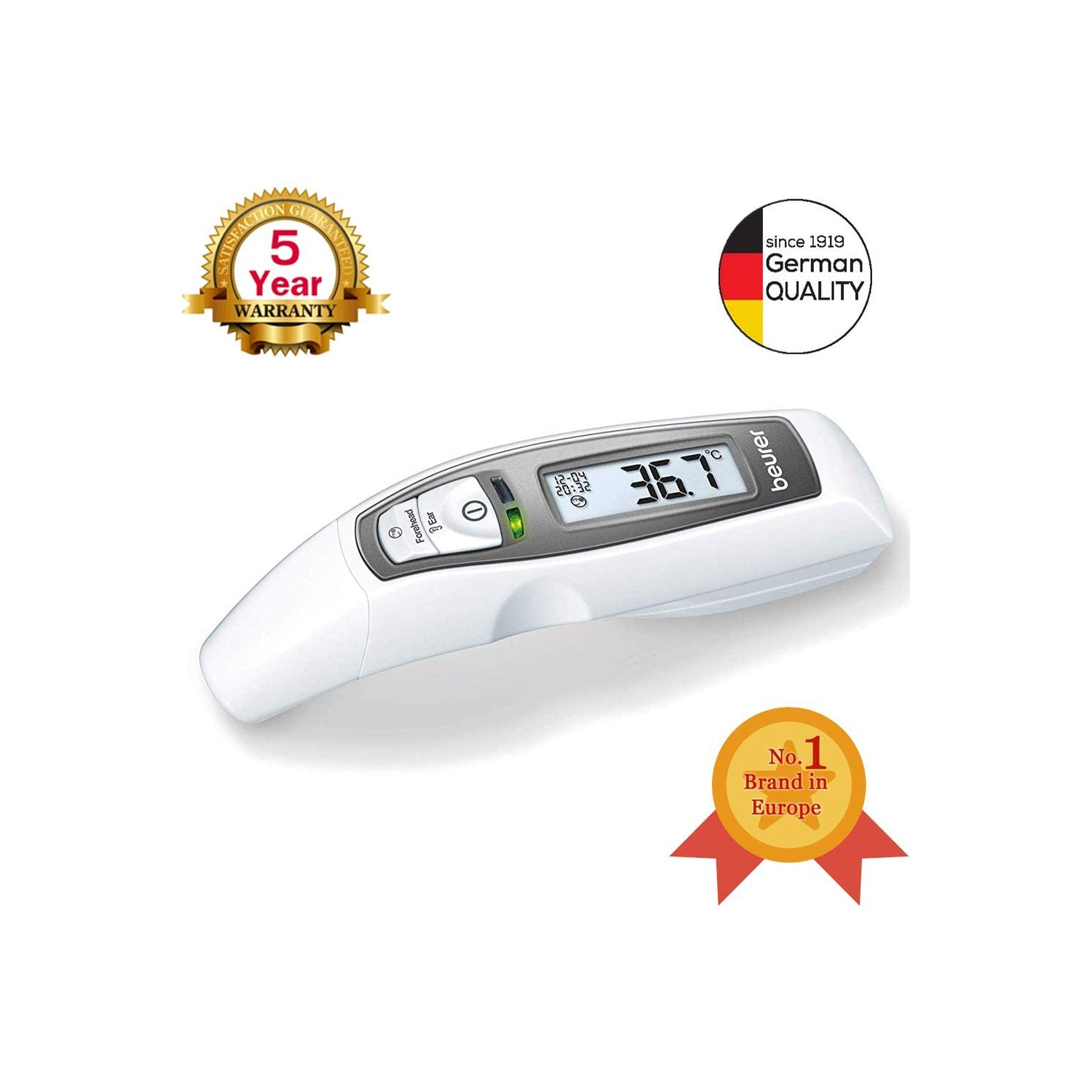 Beurer FT 65 Multi Functional Thermometer