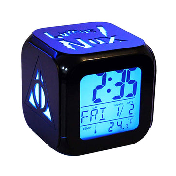 Harry Potter LED Alarm Clock