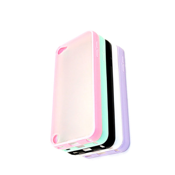 Color Rim Clear Case (iPod 5/6) - Chikili.com