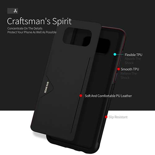 Pocard Series Card Case (S8)