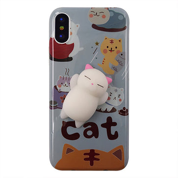 Squishy Cases (iPhone X)