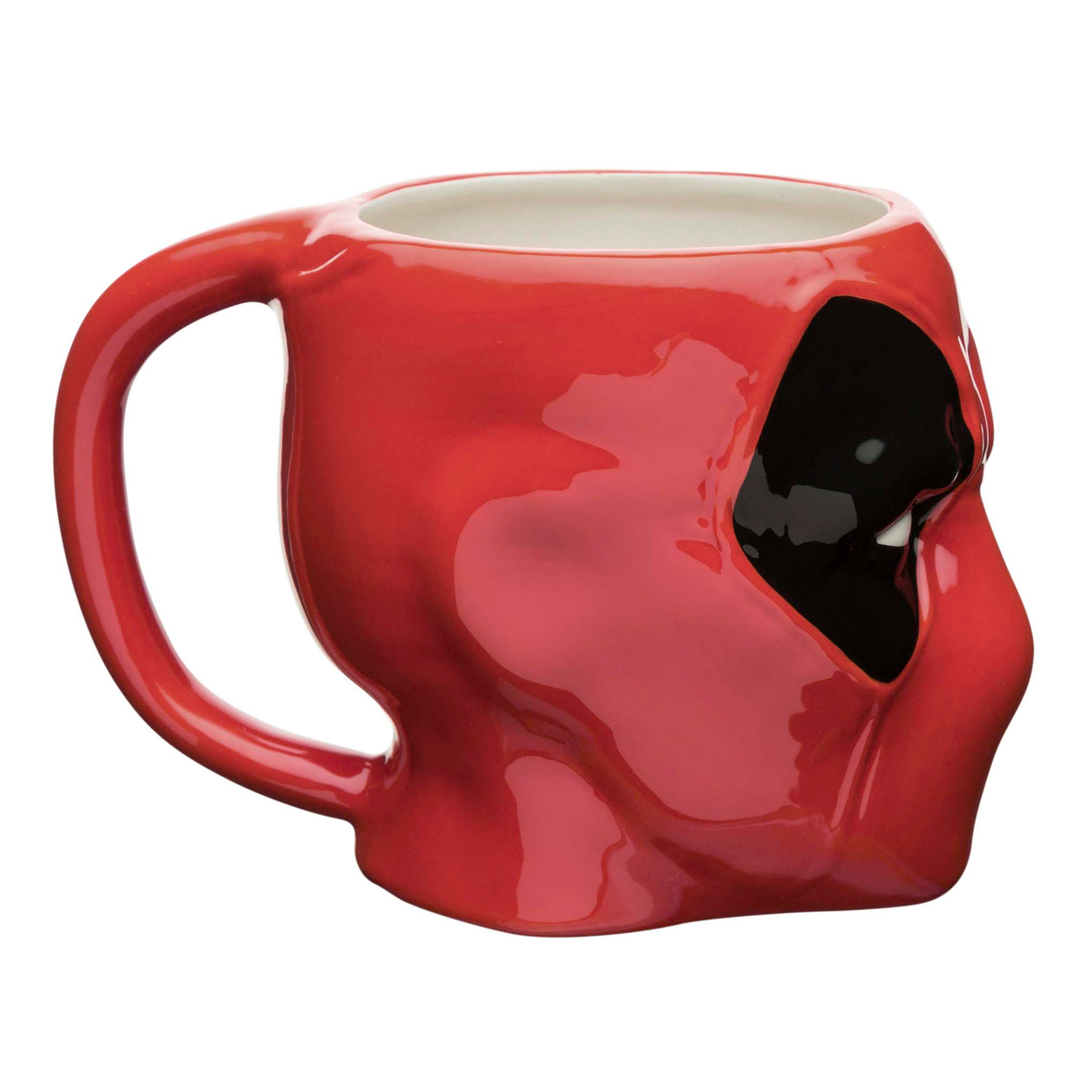 Deadpool Sculpted Coffee Mug