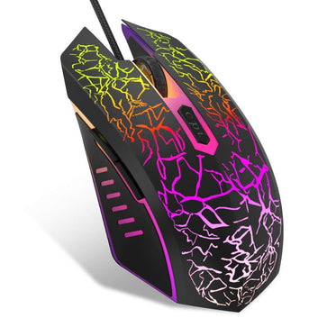 Meetion M930 USB Corded Backlit Mouse