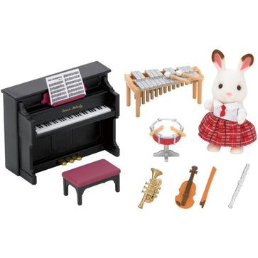 Sylvanian Family School Music Set