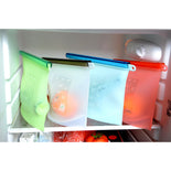 Reusable Silicone Food Bag (Set of 4)