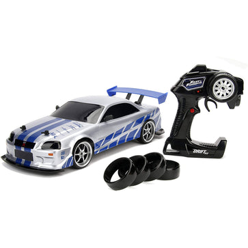 Fast&Furious RC Nissan Drift Skyline GTR 1:10