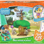 Smoby 44Cats Tree House Playset