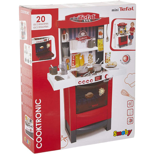 Smoby Tefal Cooktronic Kitchen