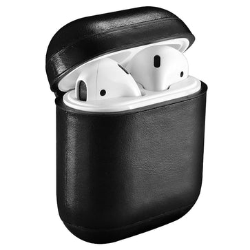 Uniq Terra Geniune Leather Airpods (2019) Snap Case