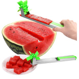 Windmill Watermelon Cube Cutter