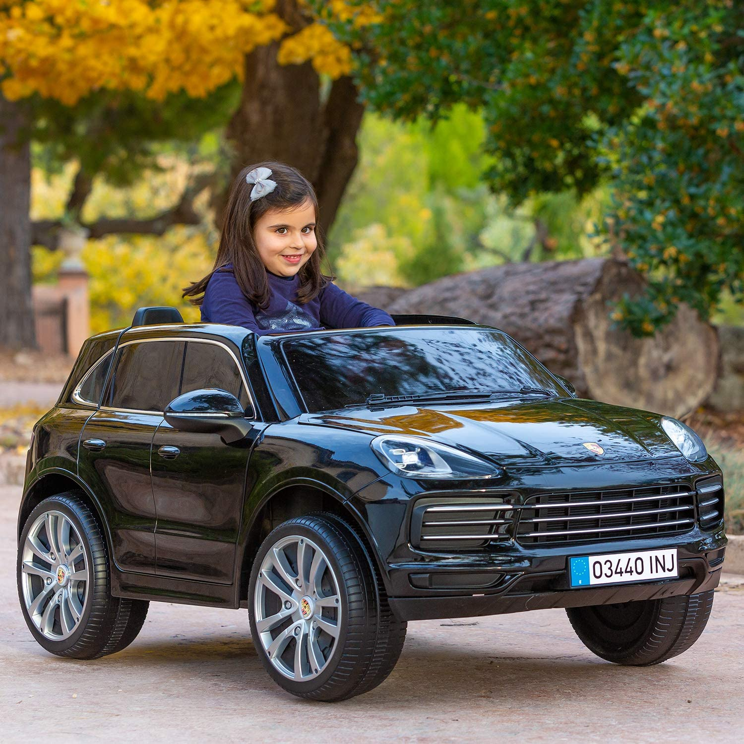 Porsche Cayenne Ride On Car with Remote Control