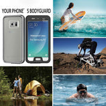 360° Full Protection Waterproof Case (Samsung S7)